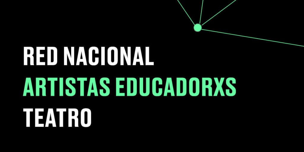 Red Nacional de Artistas Educadores de Teatro